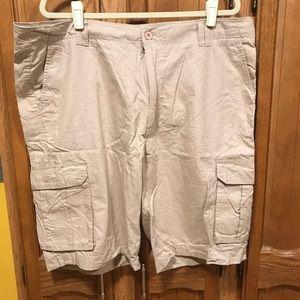 Haggar cotton shorts